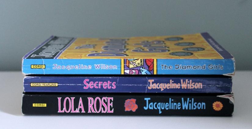 THE BOOKS OF MYCHILDHOOD