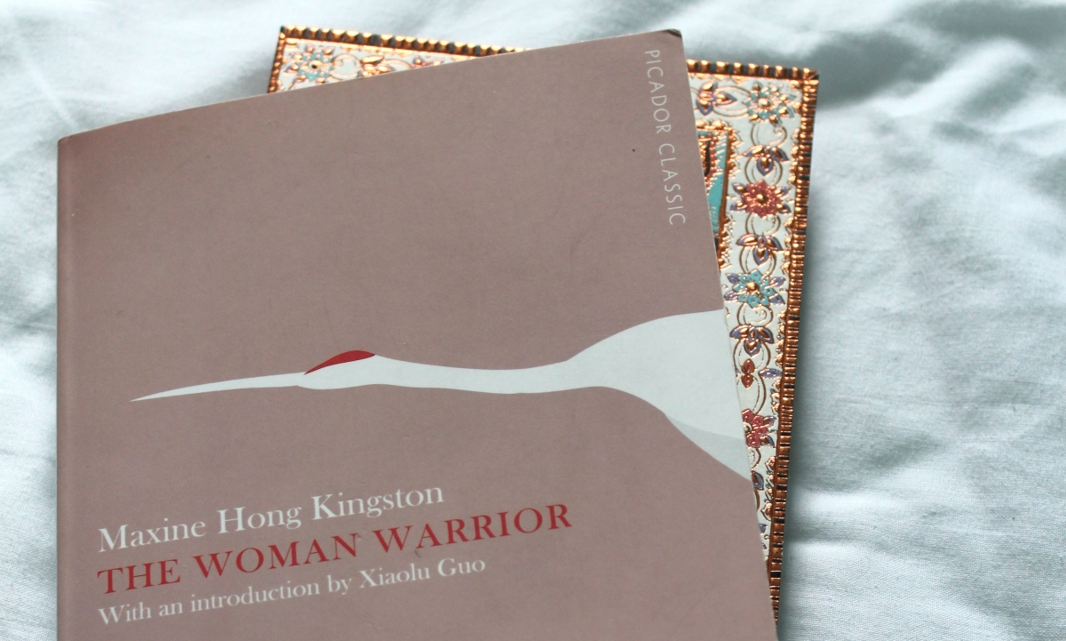 an analysis of sexism in the woman warrior a book by maxine hong kingston Fundamental to the woman warrior is the theme of finding one's own, personal voice interspersed throughout the memoir's five chapters are numerous references to this physical and emotional struggle for the many women who are voiceless, kingston supplies the language these silent women need if they.
