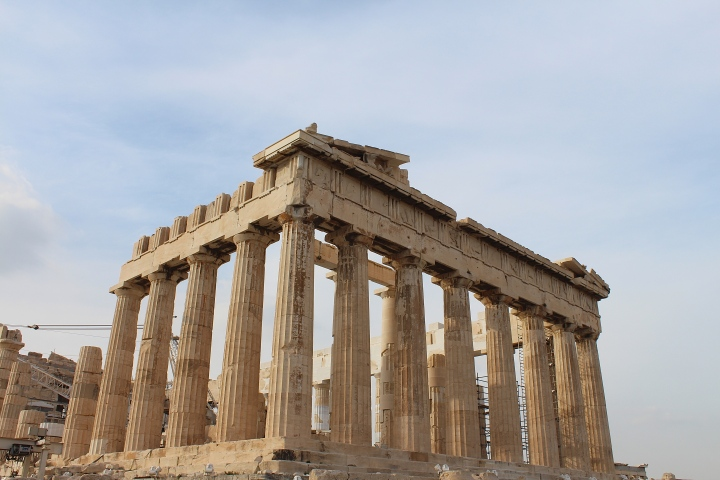 ATHENS TRILOGY | SITES