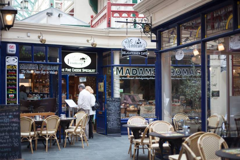 LUNCH at MADAMEFROMAGE