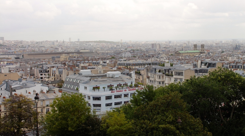 YEAR ABROAD : FIRST WEEKS IN PARIS / STRUGGLES &OBSERVATIONS