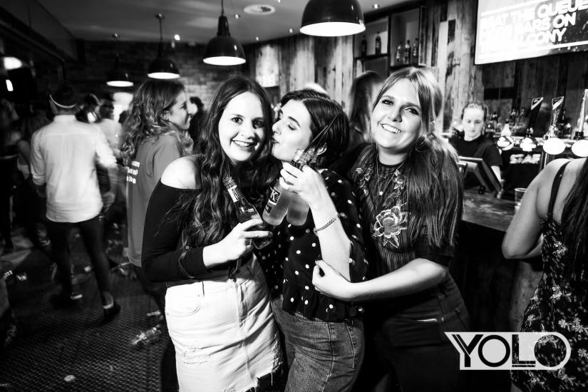 STUDENT NIGHT OUT: Cardiff VS.Paris